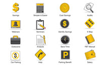FBT Solutions icons