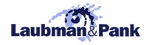 Laubman and Pank trebor logo