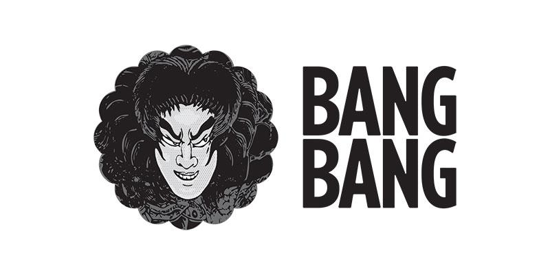 Trebor Logo Design Bang Bang