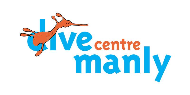 Trebor Logo Design Dive Centre Manly