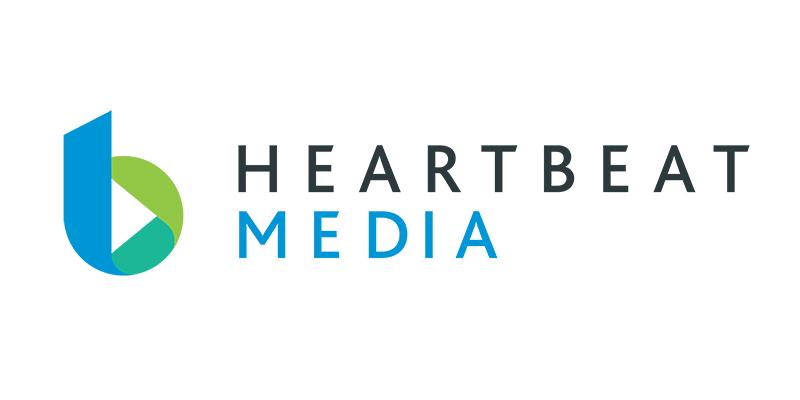 Trebor Logo Design Heartbeat Media